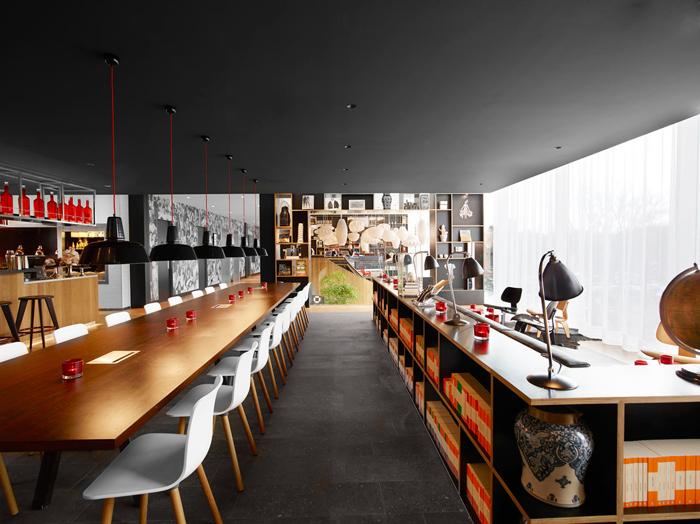 Проект  Модный Отель в Роттердаме_07