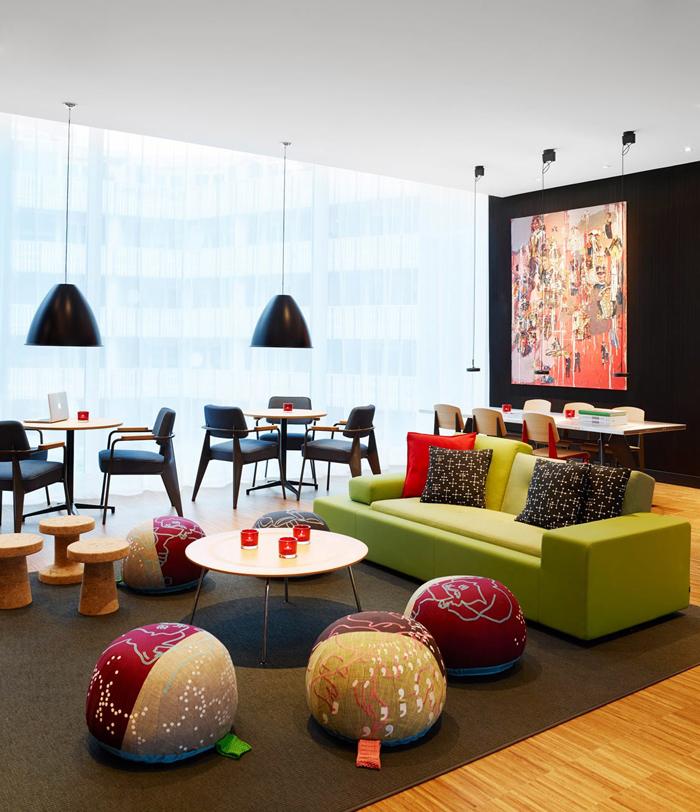 Проект  Модный Отель в Роттердаме_10