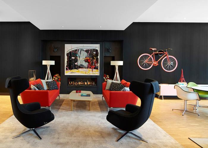 Проект  Модный Отель в Роттердаме_11