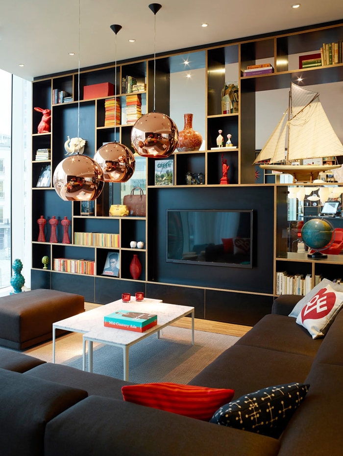 Проект  Модный Отель в Роттердаме_12
