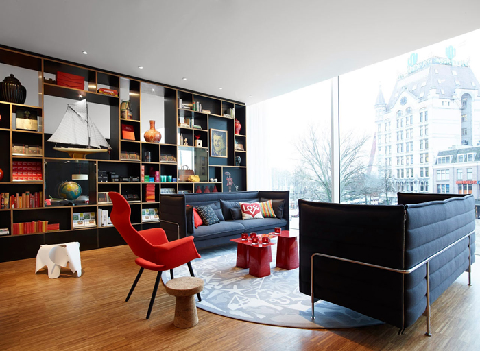 Проект  Модный Отель в Роттердаме_13