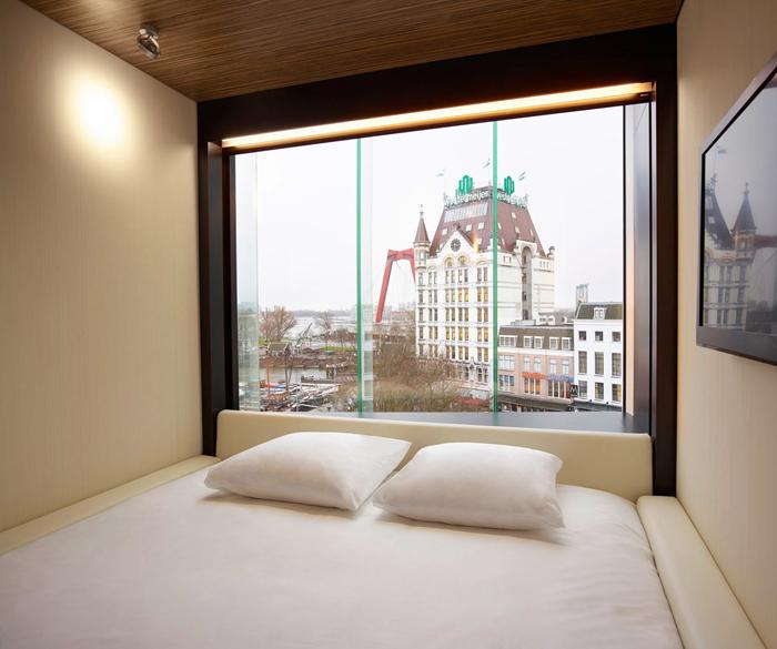 Проект  Модный Отель в Роттердаме_17