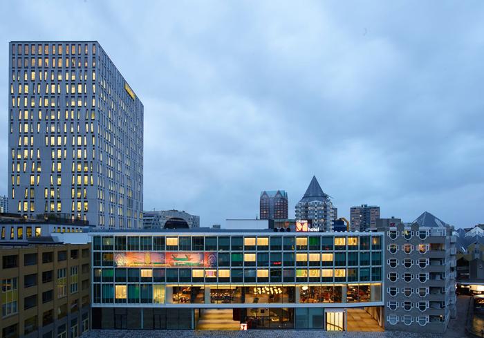 Проект  Модный Отель в Роттердаме_19