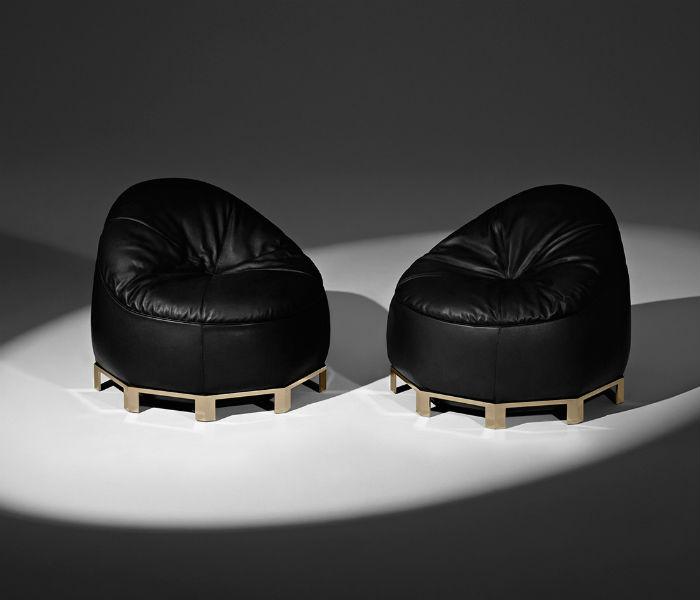 Alexander-Wang-bean-furniture  Роскошная коллекция мебели от Александра Вэнга Alexander Wang bean furniture