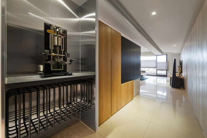 Проект Element - White Interior Design_01