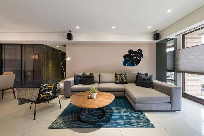 Проект Element - White Interior Design_03