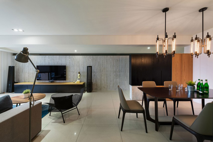 Проект Element - White Interior Design_05
