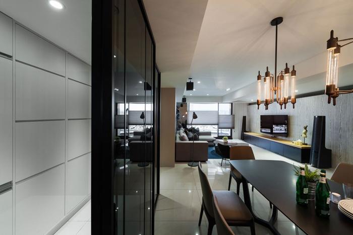 Проект Element - White Interior Design_11