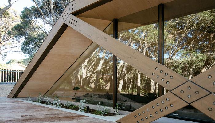 Cabin-2_980-3-1  Чудеса маскировки: проект дома, cпрятанного в лесных зарослях Cabin 2 980 3 1