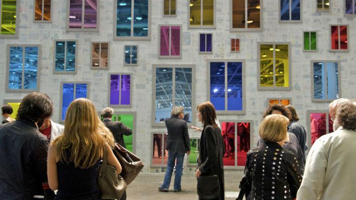 Все о выставке  ART BASEL 2015_03