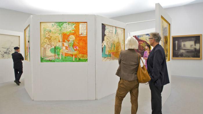 Все о выставке  ART BASEL 2015_04