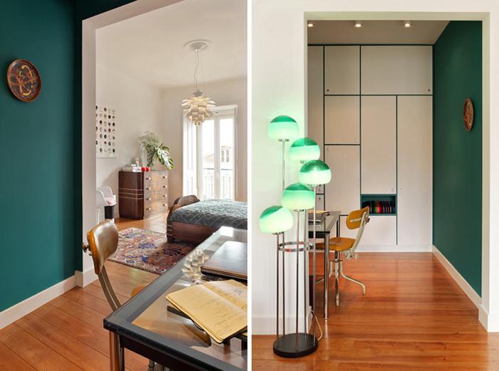 Проект Апартаменты - Модерн и Винтаж_10