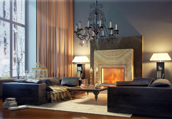 3D-Interiors2  Дизайн Интерьеров от Студии Interior 3D   3D Interiors2