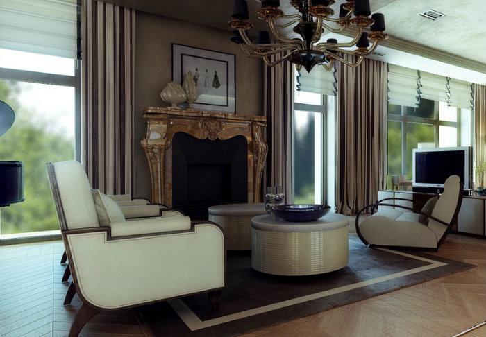 3D-Interiors4  Дизайн Интерьеров от Студии Interior 3D   3D Interiors4