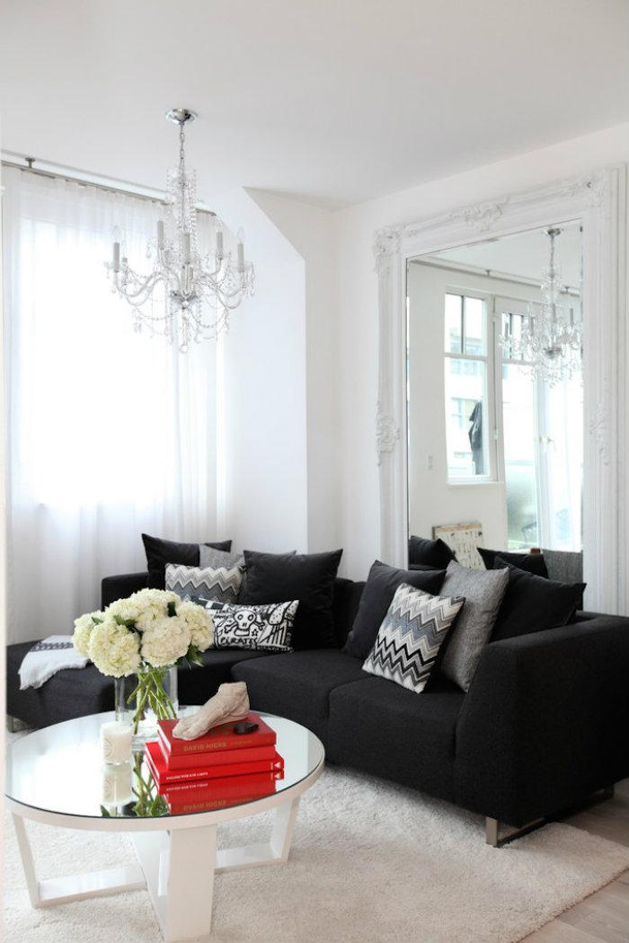 Trendy-chorniy-cvet-v-interyere8  Тренд 2015: Черная Мебель в Дизайне Интерьера  Trendy chorniy cvet v interyere8