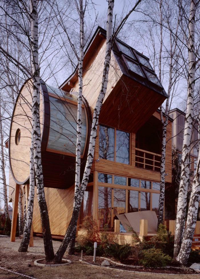 Totan 3rd  Современная архитектура Тотана Кузембаева Totan 3rd