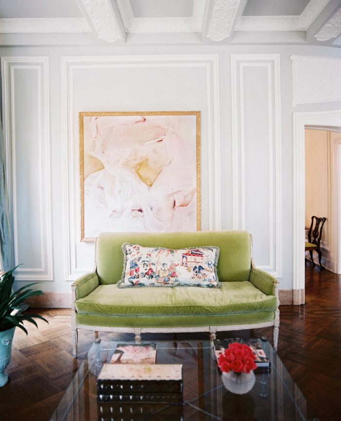 Вдохновение Яркие и разноцветные диваны_00  Вдохновение: Яркие и разноцветные диваны                                                                            00