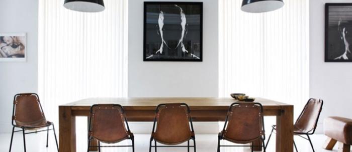 Идеи для столовой в Индустриальном стиле                                                                             00