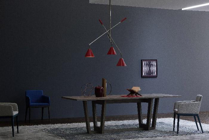 Идеи для столовой в Индустриальном стиле  Идеи для столовой в Индустриальном стиле                                                                             01