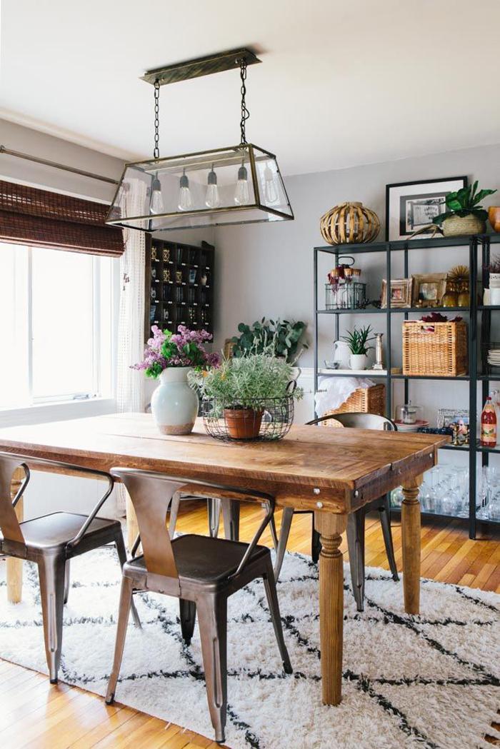 Идеи для столовой в Индустриальном стиле  Идеи для столовой в Индустриальном стиле                                                                             10