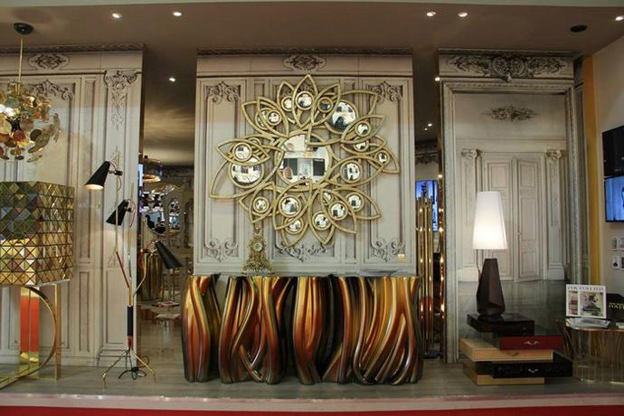 Роскошные бренды на выставке Maison & Objet в Париже 2016  Роскошные бренды на выставке Maison & Objet в Париже 2016                                                       Maison Objet                 2016 03