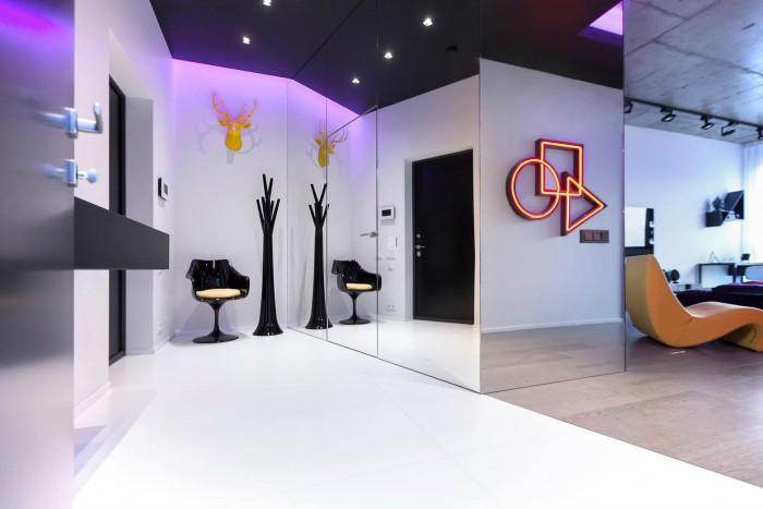 1  Как живут дизайнеры: интерьер московской квартиры четы Мирошкиных из Geometrix Design 1 e1451395706276