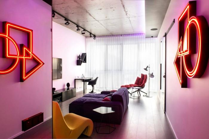 2  Как живут дизайнеры: интерьер московской квартиры четы Мирошкиных из Geometrix Design 2 e1451395817514