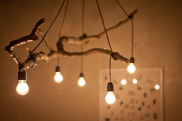 4  5 необычных дизайнерских светильников 41