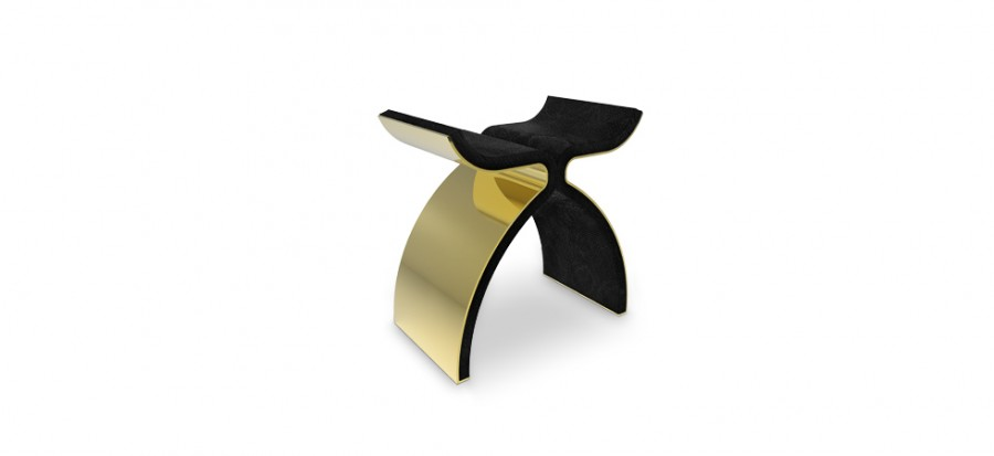 bolvardi-bench-1  Золото и чернила - цветовой тренд в дизайне интерьеров bolvardi bench 1 e1453463165356