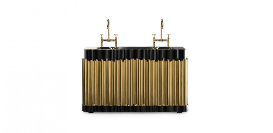 symphony-washbasin-1  Золото и чернила - цветовой тренд в дизайне интерьеров symphony washbasin 1 e1453462934897