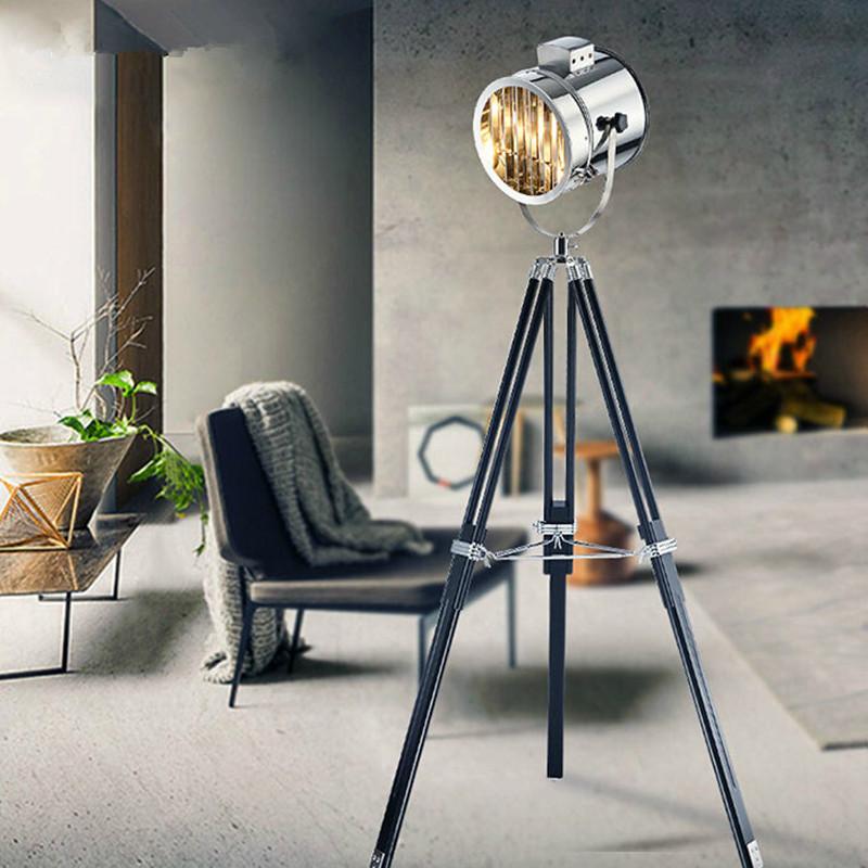 Современный-прожектор-штатив-торшеры-для-гостиной-Abajur-фотографии-проектор-напольные-лампы-прожектора-светильник  Обзор напольных светильников от лучших дизайнеров                                                                                               Abajur