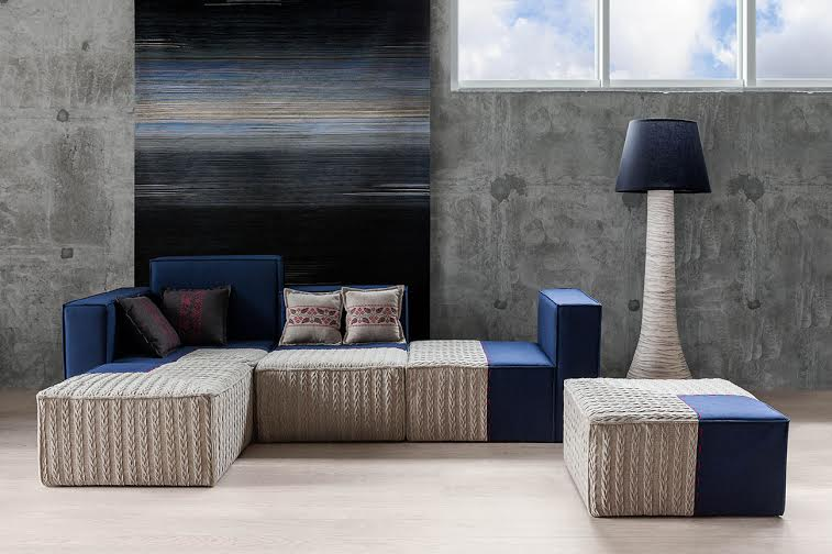 Коллекция дизайнерской мебели от Виктория Якуша