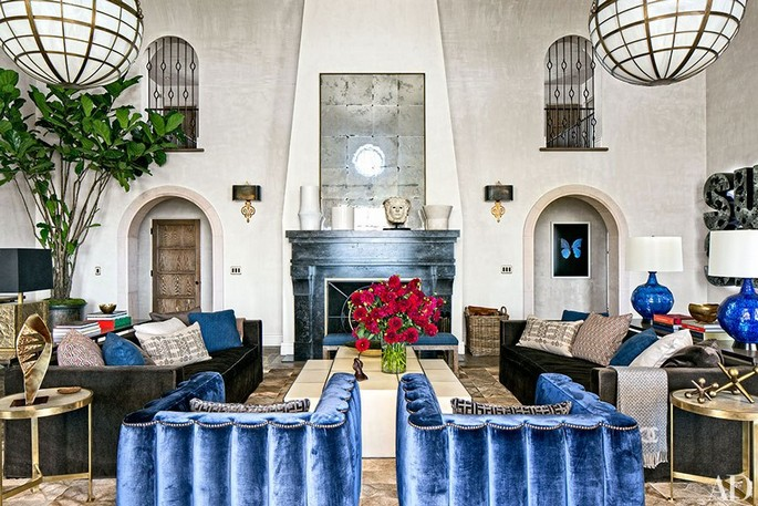 2 дизайнерских диванов Обзор самых элегантных дизайнерских диванов и кресел 21