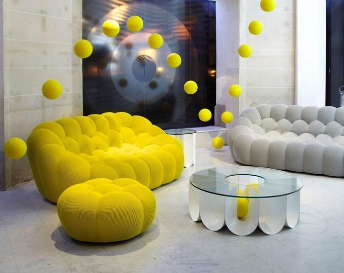 6 дизайнерских диванов Обзор самых элегантных дизайнерских диванов и кресел 6