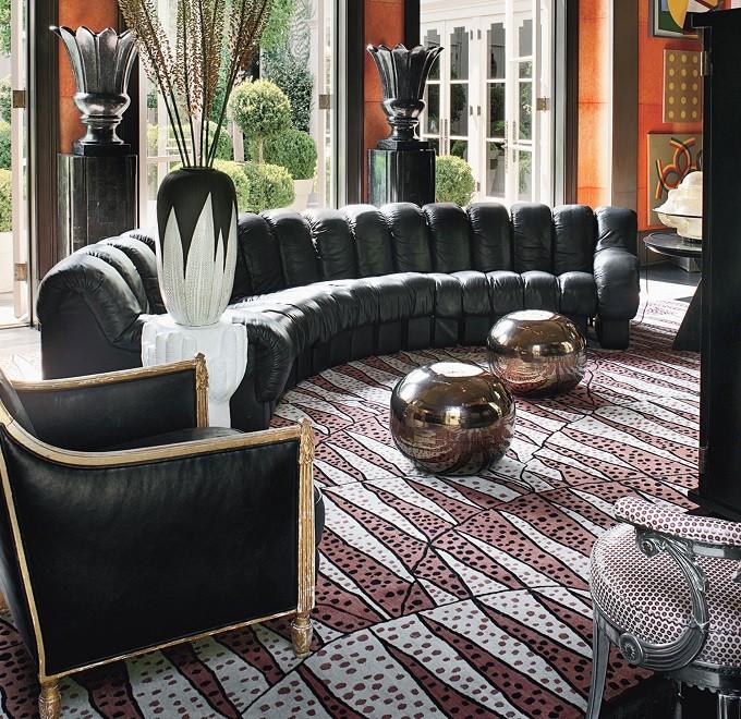 7 дизайнерских диванов Обзор самых элегантных дизайнерских диванов и кресел 7