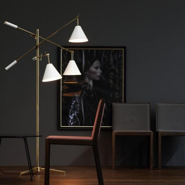 7  Обзор напольных светильников от лучших дизайнеров 71 e1456152712441