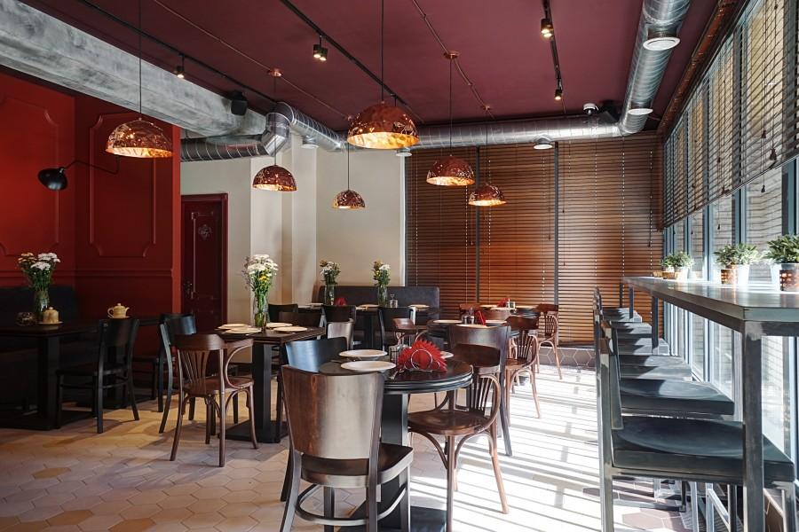 Tiflis_1  ТОП дизайнеры: интерьер ресторана Тифлис Гурмэ в Москве Tiflis 1 e1454603855725
