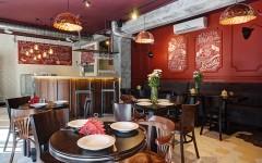 ТОП дизайнеры: интерьер ресторана Тифлис Гурмэ в Москве Tiflis 11 240x150