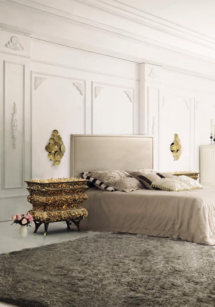 Вдохновение недели Тумбочки для Роскошной спальни