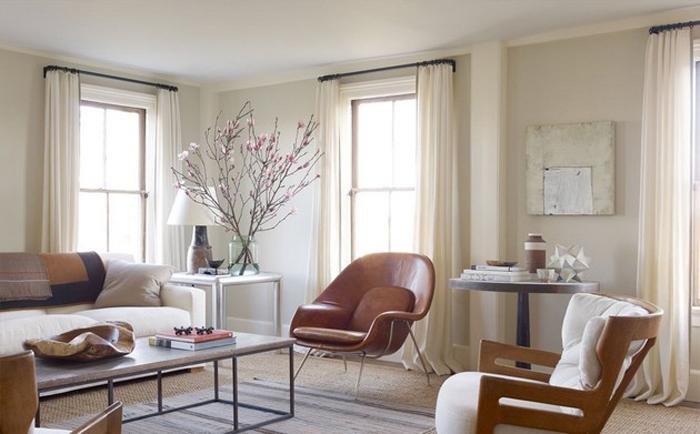 Идеи декора для вашей гостиной