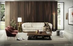 Идеи декора для вашей гостиной  Идеи декора для вашей гостиной                                                          08 240x150