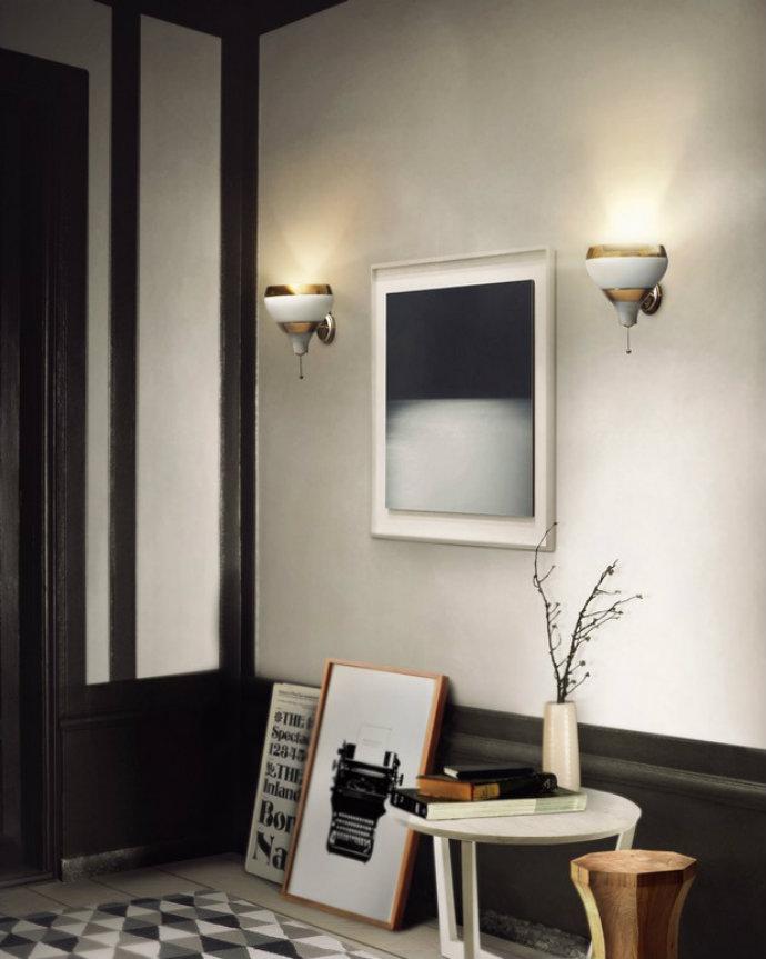 14  ТОП-15 дизайнерских настенных светильников 14