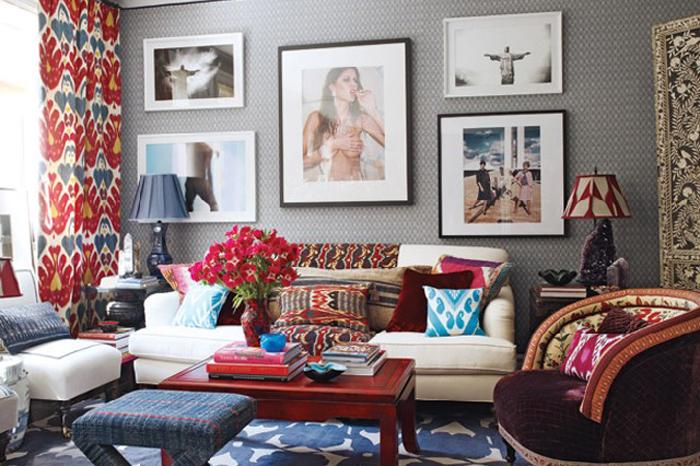 15 Ярких идей для семейной комнаты  15 Ярких идей для семейной комнаты 15                                                            05