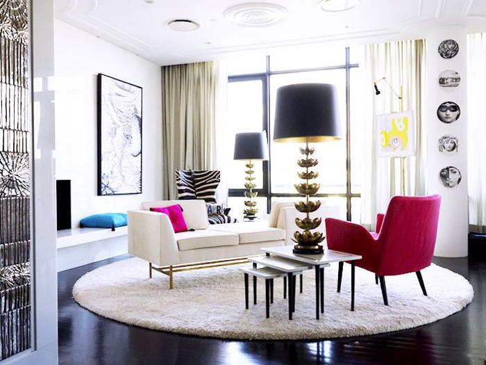 15 Ярких идей для семейной комнаты  15 Ярких идей для семейной комнаты 15                                                            13