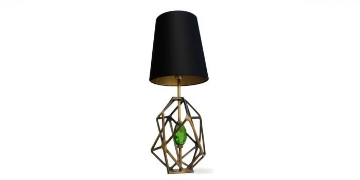 Настольная лампа Gem от Koket  5 ИДЕЙ ДЛЯ СОВРЕМЕННОЙ СПАЛЬНИ 310 e1458842703594
