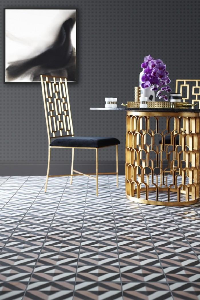 Потрясающий ассортимент плитки в дизайне от Грега Натала.