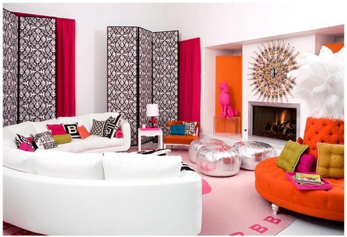 10 Лучших дизайн проектов от Джонатана Адлера — Jonathan Adler 05  10 Лучших дизайн проектов Джонатана Адлера — Jonathan Adler Jonathan Adler Barbie Malibus Dream Home e1457630275613
