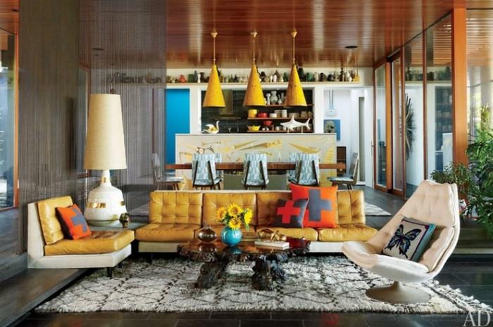 10 Лучших дизайн проектов от Джонатана Адлера — Jonathan Adler 07  10 Лучших дизайн проектов Джонатана Адлера — Jonathan Adler Jonathan Adlers Home in New York e1457630370859