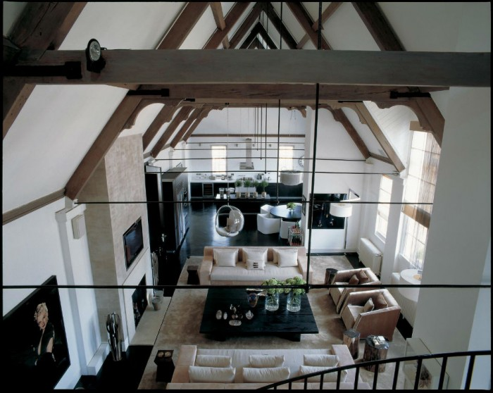 Loft-London-2  Лучшие проекты - Келли Хоппен (Kelly Hoppen) Loft London 2 e1458418347228
