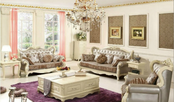 romantic-living-room  Романтические идеи для вашего зала romantic living room